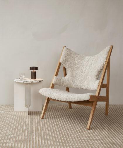 Knitting chair (Menu)