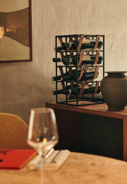 Umanoff Wine Rack (Menu)