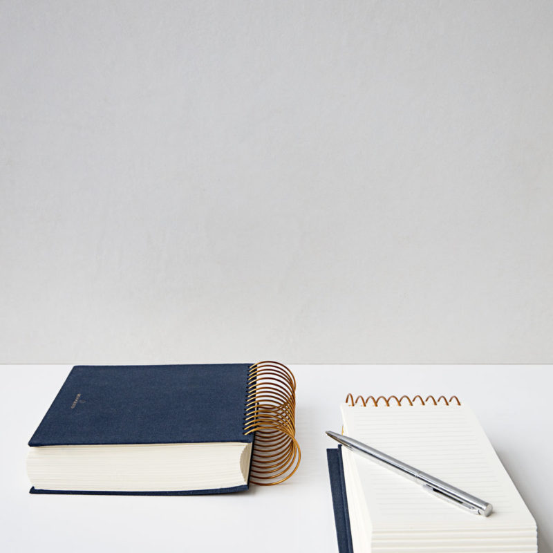Monograph spiral notebook