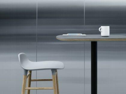 Form bar stool (Normann Copenhagen)