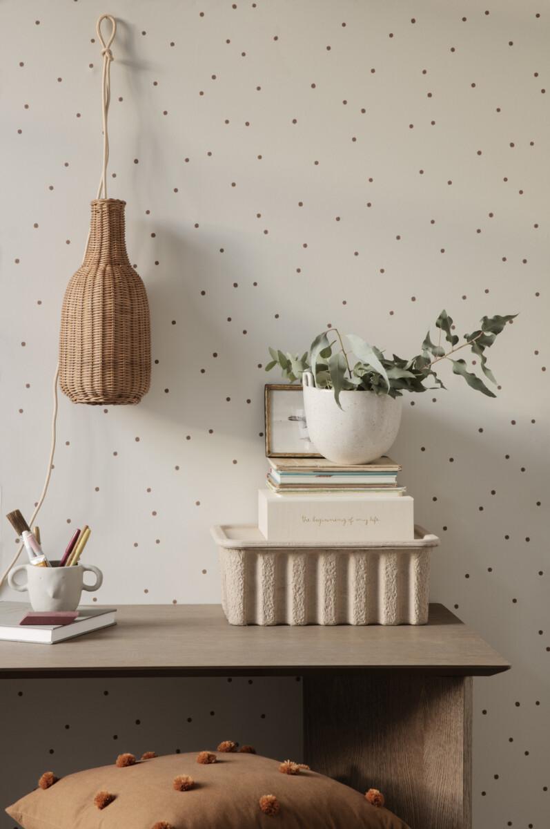 Speckle pot (Ferm Living)