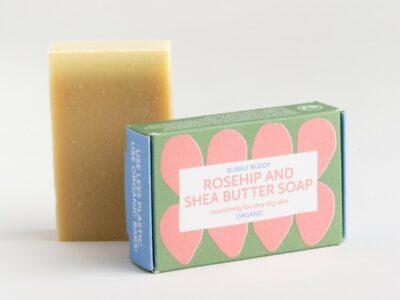 Rosehip and Shea Butter Soap (Foekje Fleur)