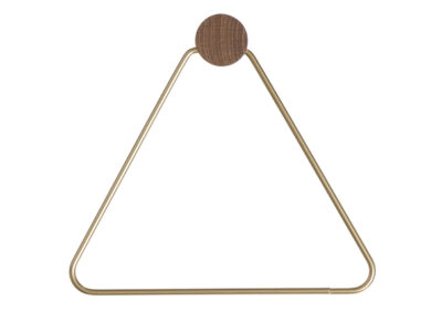 Toilet holder brass (Ferm living)