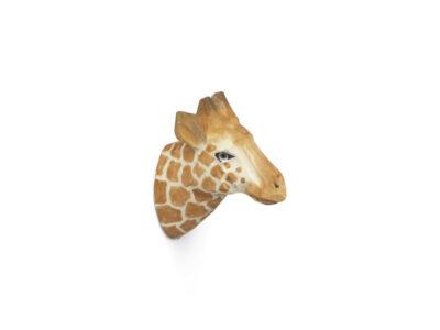 Animal Hand-carved hook (Ferm Living)