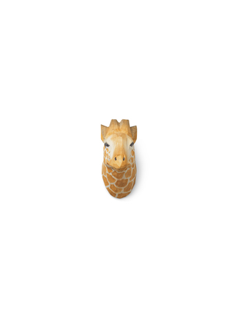 Animal Hand-carved hook (Ferm Living)