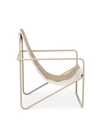 Desert Lounge Chair - Cashmere (Ferm Living)
