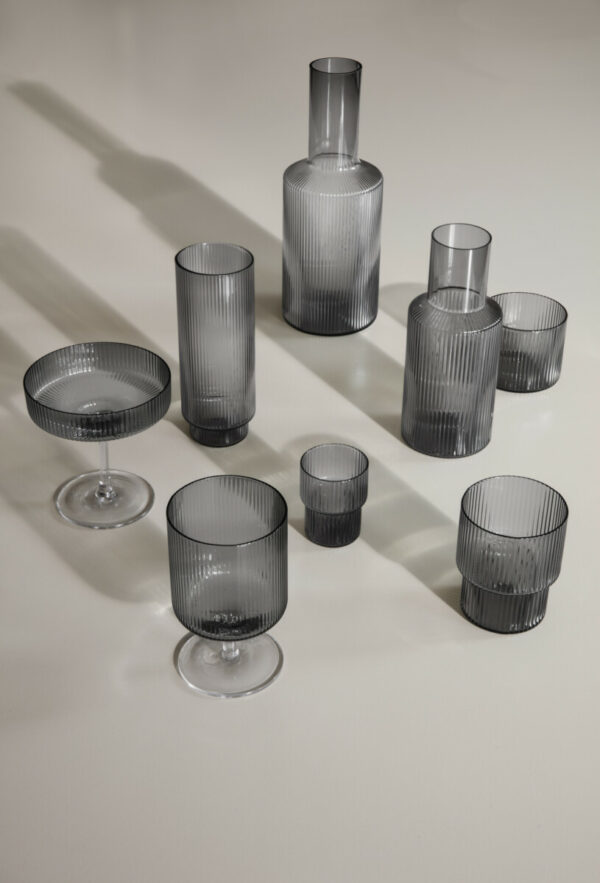 Ripple glasses (Ferm Living)