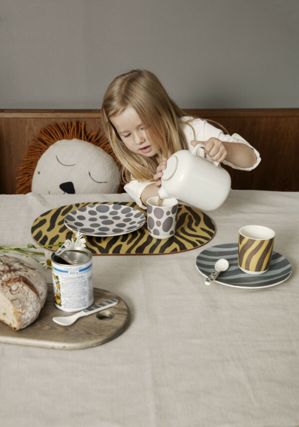 Safari bamboe kinderservies (Ferm living)