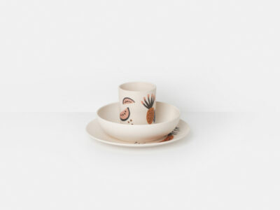 Fruiticana dinner set (Ferm living)
