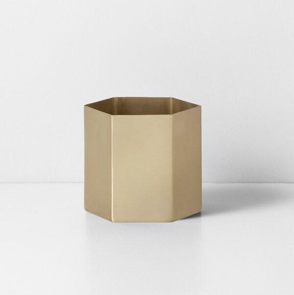 Hexagon Pot (Ferm Living)