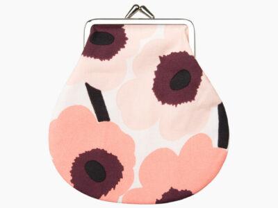 Pieni Kukkaro Mini Unikko purse (Marimekko)