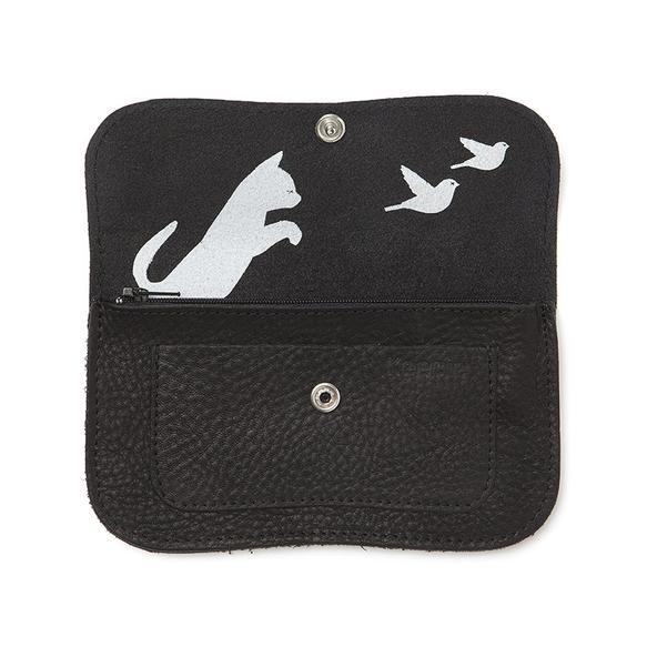 Cat chase portemonnee (Keecie)