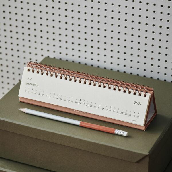 desk calendar 2021 (Monograph)