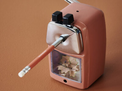 pencil sharpener (Monograph)