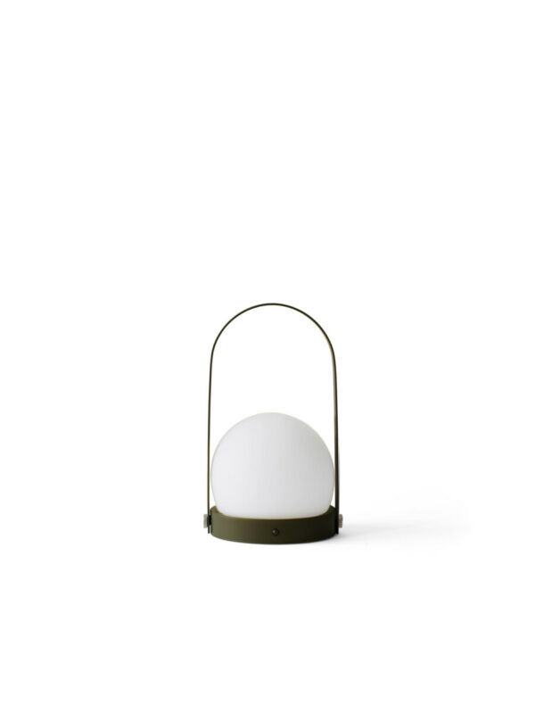 Carrie led lamp olive (Menu)