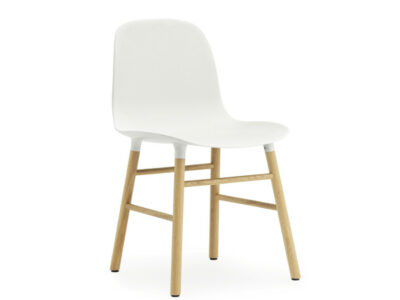 form chair oak wit (Normann Copenhagen)
