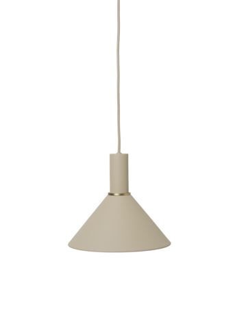 cone shade cashmere - Collect Lighting (Ferm Living)