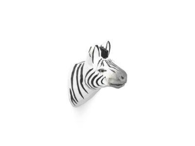 dieren wandhaakje zebra (Ferm Living)
