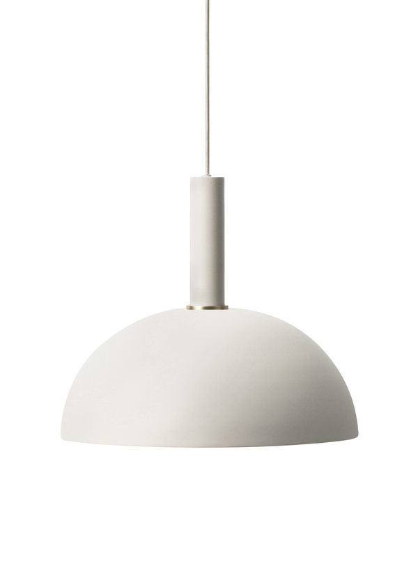 dome lampenkap - collect lighting (Ferm Living)