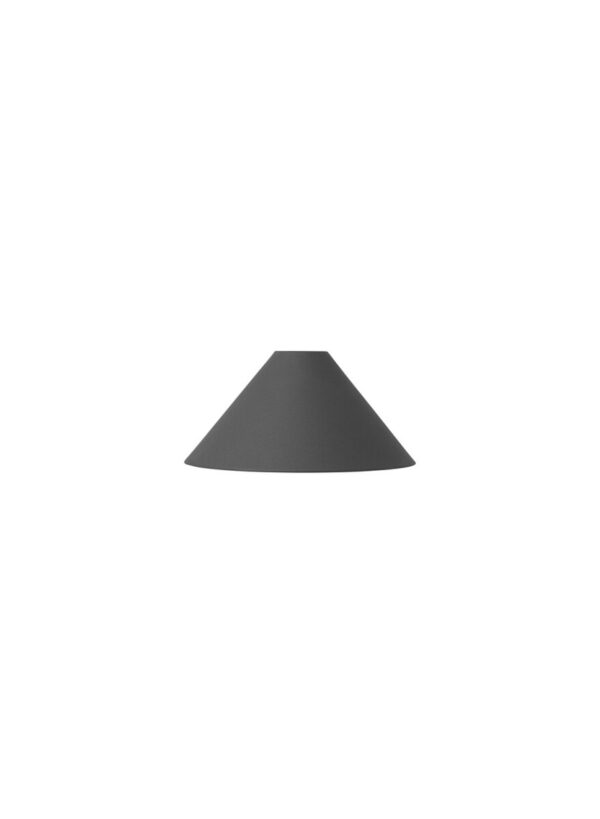 cone shade zwart - Collect Lighting (Ferm Living)