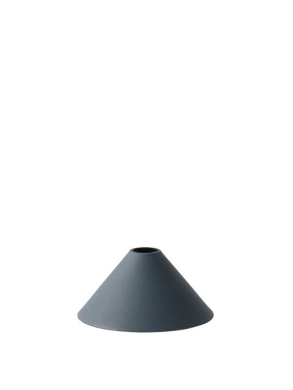 cone shade donkerblauw - Collect Lighting (Ferm Living)