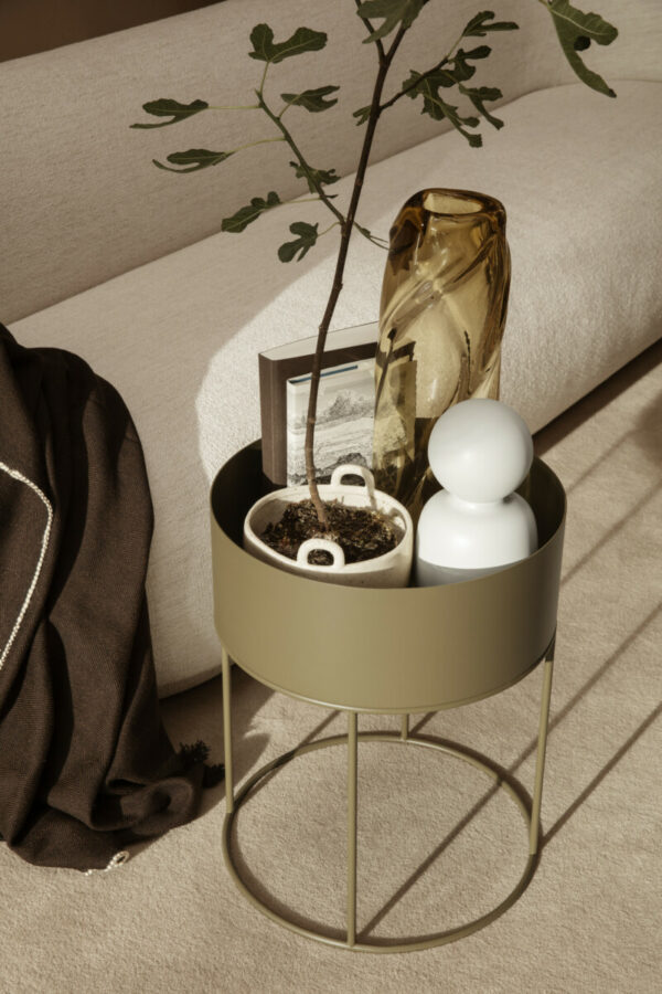 Plant Box Rond (Ferm Living)