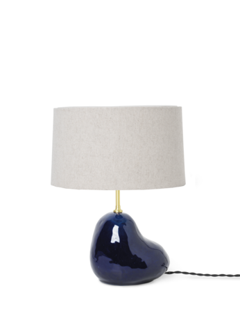 hebe lamp blauw small (Ferm Living)