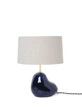 hebe lamp blauw small (Ferm Living)