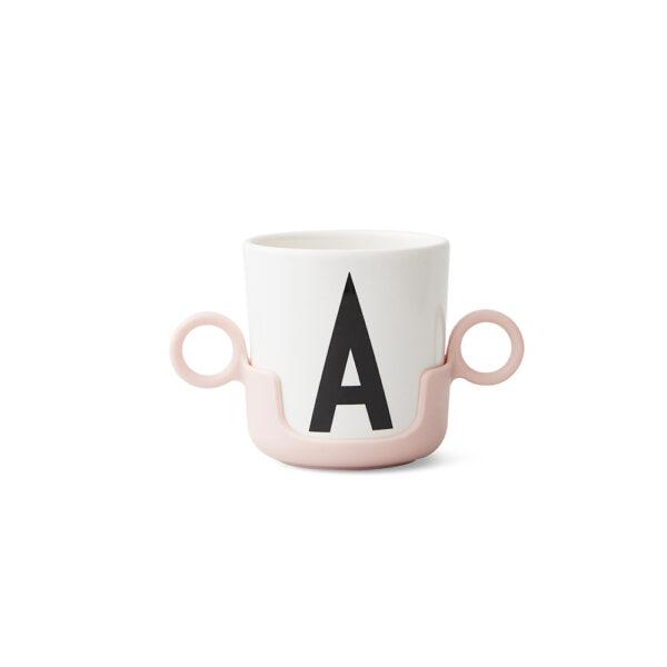 Handvat voor melamine beker (Design Letters)