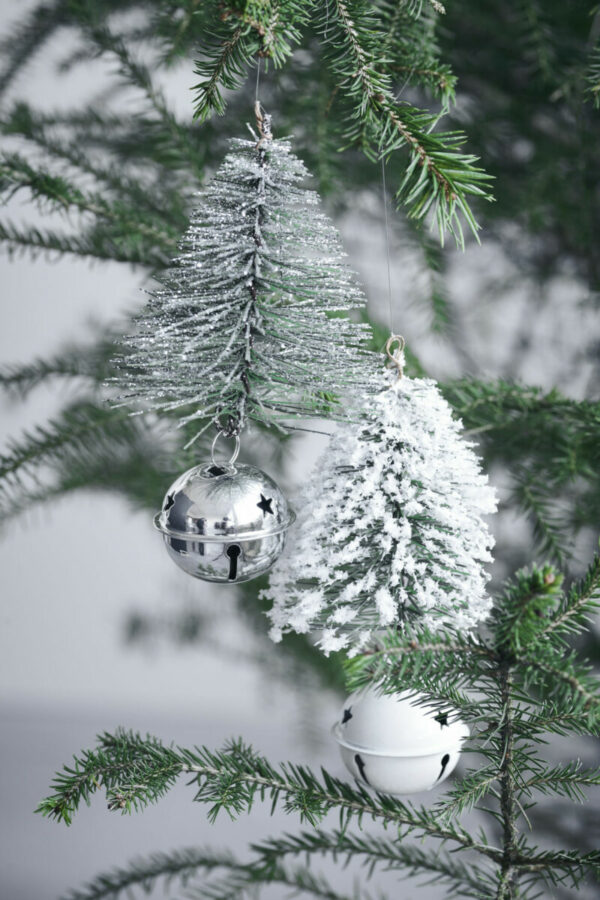 Tree & bell, ornament (House Doctor)