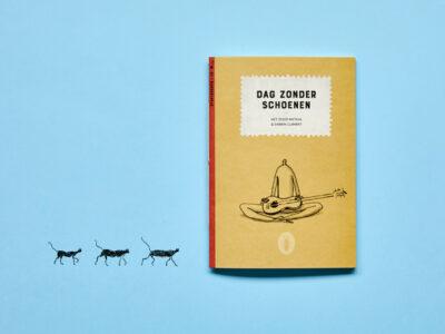 Kakkerlakje: dag zonder schoenen (Uitgeverij Loopvis)
