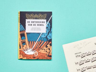 Kakkerlakje: De ontdekking van de hemel (Uitgeverij Loopvis)