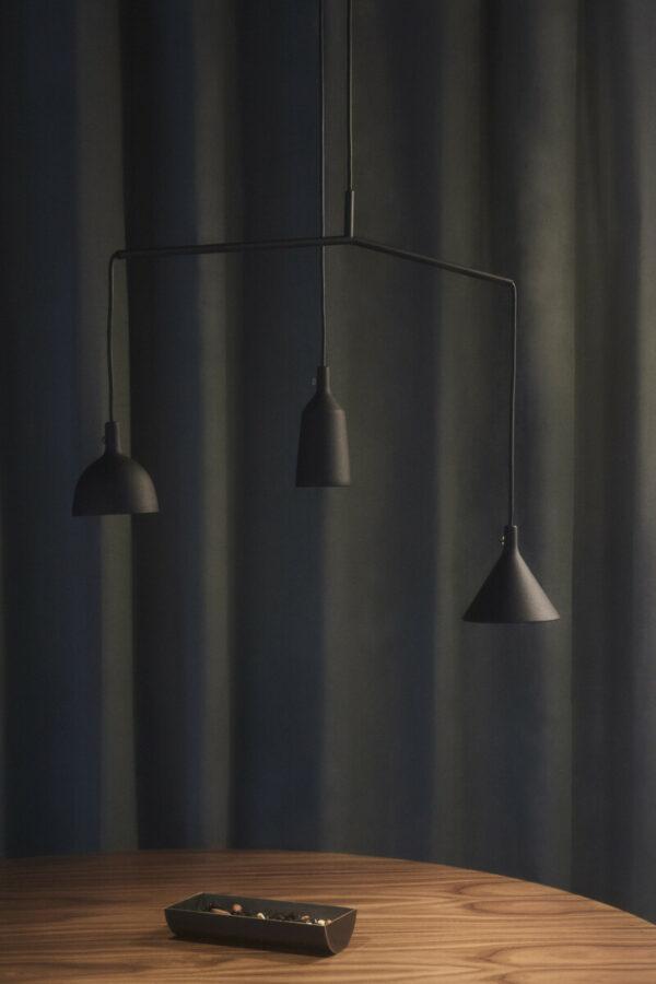 cast pendant shape (Menu)