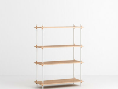 Shelving system set 02 (Moebe)