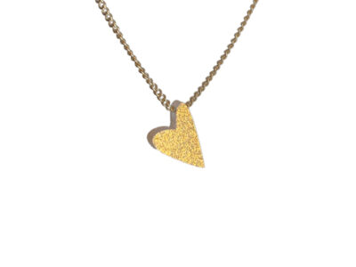 loved by me sparkle ketting (Turina)
