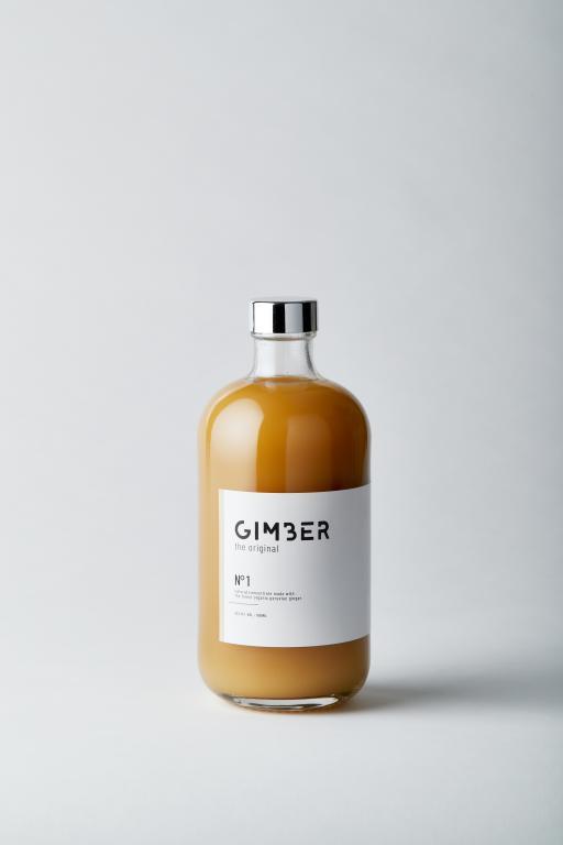 Gimber in Geschenkdoos (500 ml)