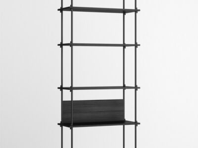 shelving system set 04 (Moebe)