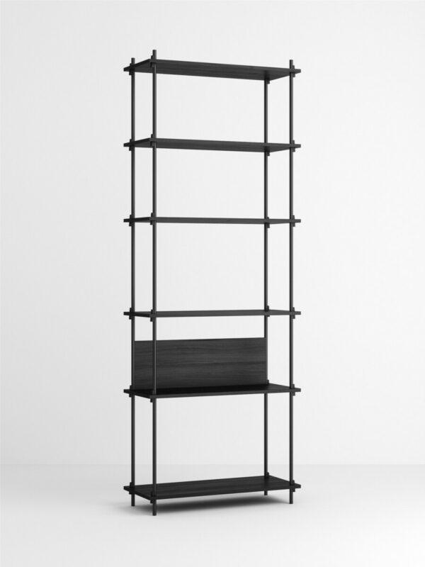 shelving system set 04 (Moebe)