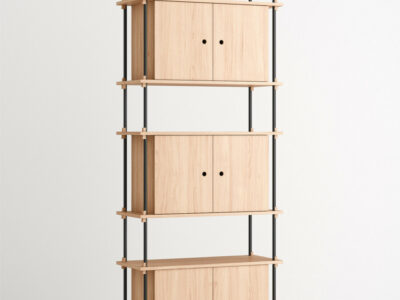 Shelving system set 11 (Moebe)