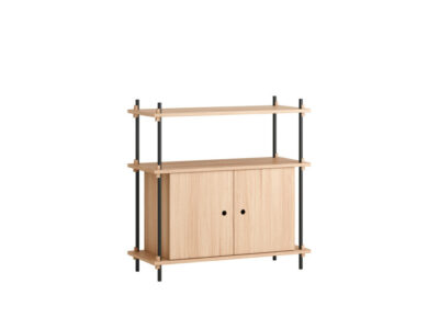 Shelving system set 09 (Moebe)