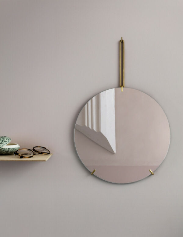 wall mirror spiegel (Moebe)