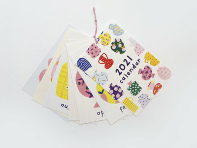 waiting for bouquets 2021 kalender (Pansy)