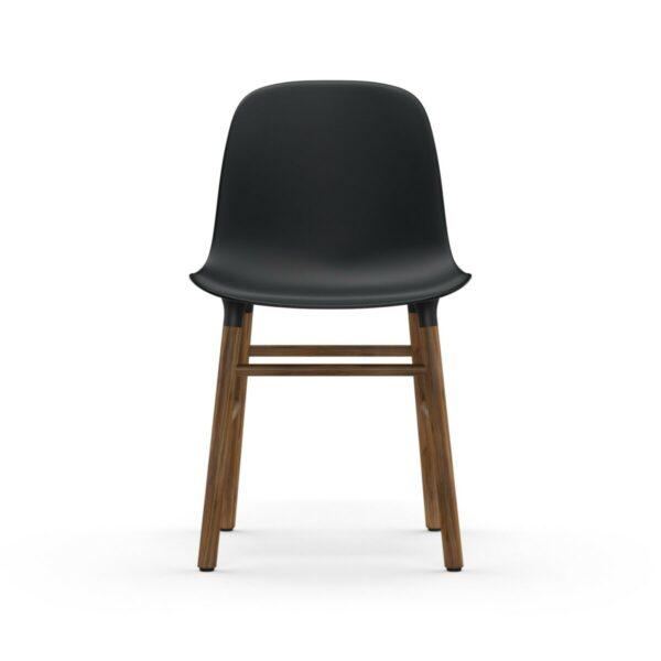 form chair walnoot (Normann Copenhagen)