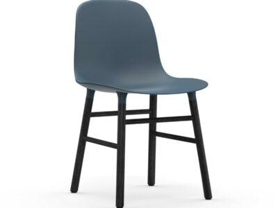 form chair zwart (Normann Copenhagen)