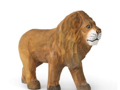 Houten speelgoed leeuw (Ferm Living Kids)