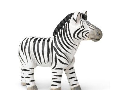 Houten speelgoed zebra (Ferm Living Kids)