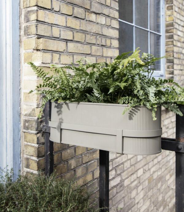 bau balkon plantenbak balcony box (Ferm Living)