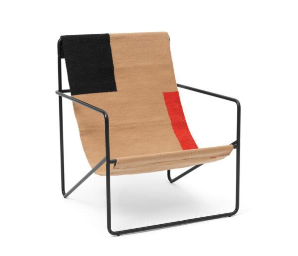 Desert Lounge Chair Block (Ferm Living)