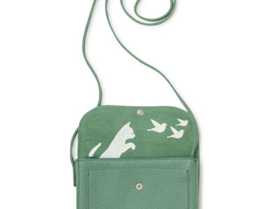 cat chase bag (keecie)