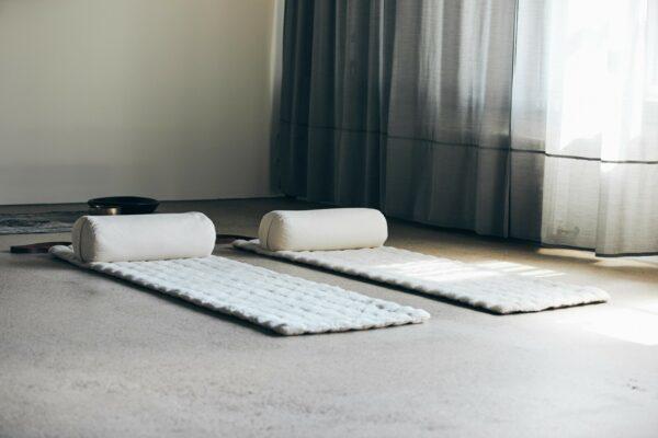 yoga matras wit (Nordal)